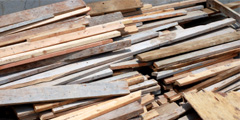 B-hout recycling