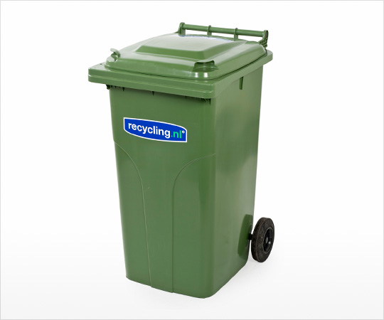 240 liter rolcontainer groenrecycling