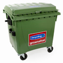 770 liter rolcontainer groenrecycling